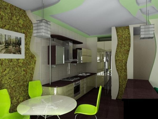 Дизайн кухни интерьер вашей мечты